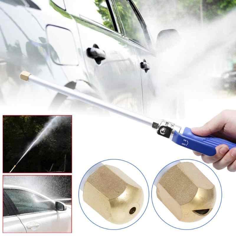 Hoge Druk Power Waterpistool Wasmachine Water Jet Auto Tuin Wasmachine Slang Wand Nozzle Spuit Water Spray Sprinkler Schoonmaken Tool