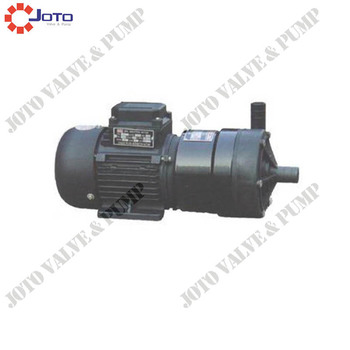 10CQF-3 0.9m3/h 220v 50hz Engineering Plastic Magnetic Pump