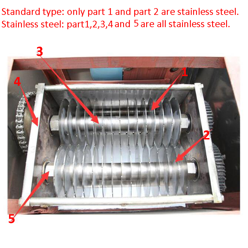 QD Vertical Type Meat Cutting Machine 1500KG/HR/ Shredded Kelp Cutter/ Meat Cutter ,Stainless Steel Meat Slicer 5