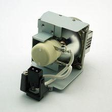MX660 para BENQ Bombilla Lámpara original del proyector con la vivienda