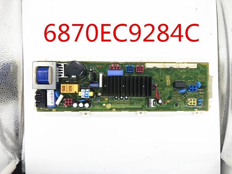 For LG drum washing machine computer board WD N10230D / 12235D motherboard control board 6870EC9284C display board 6870EC9286A
