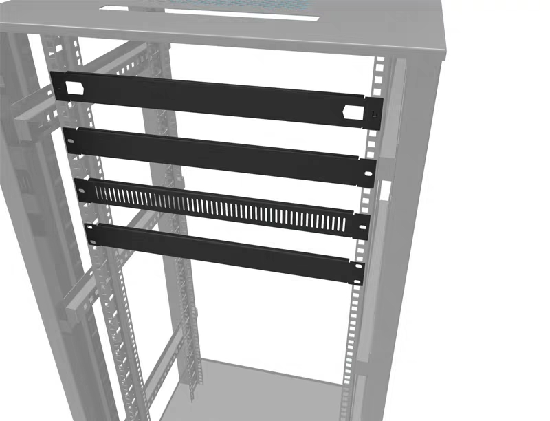 Dhl Free Cooling Ventilation Rack 1u 2u 3u 4u Blind Flange Perforated Panel Rack Mounting Plate Back Plate 19 Inch Factory Elink Fiber Optic Equipments Aliexpress