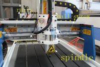רהיטים מכונות חיתוך נתב CNC חריטה גודל קטן 6090, תחריט עץ CNC עבור רהיטים (4)