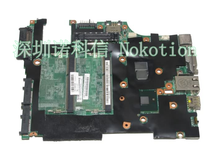 NOKOTION original Main board for Lenovo Thinkpad X201 Laptop Motherboard FRU 04W0300 i5-560m QM57 Full tested nokotion fru 63y1878 48 4cu06 031 laptop motherboard for lenovo thinkpad t510 qm57 quadro nvs 3100m board mainboard