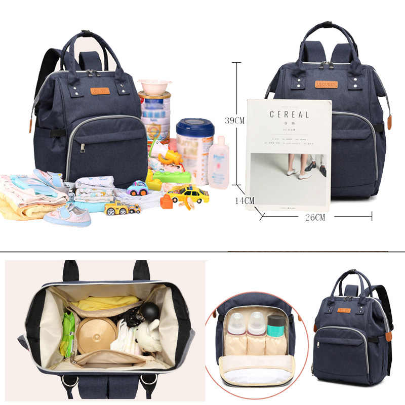 239ed0237db4 Diaper Bags for Women Maternity Nappy Bags Baby Care Travel Backpacks  Female Waterproof Outdoor Pregnant Women Backpack Mochilas