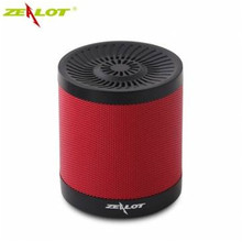 Outdoor Wireless Bluetooth 4.0 Speaker High Quality ZEALOT S5 2000mAh Portable Speaker Support TF Card AUX FM Radio Flash Disk