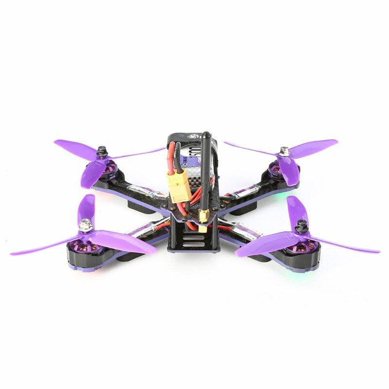 Haute qualité Eachine assistant X220 FPV Racer Blheli_S Naze32 6DOF 5.8G 48CH 200MW 700TVL caméra avec FlySky I6 RTF FPV Drone - 3