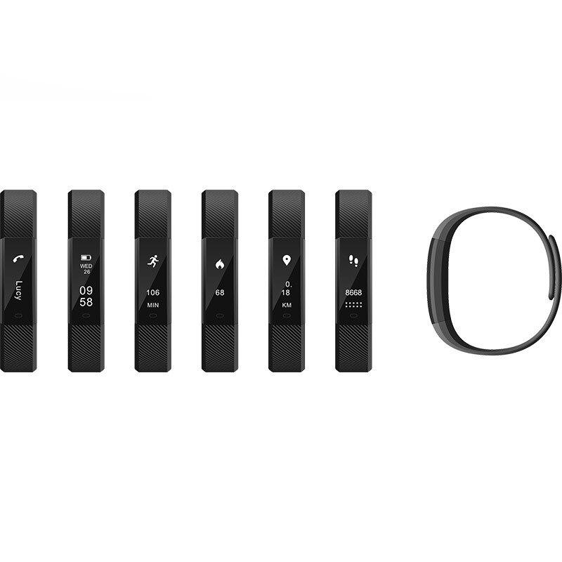 Inteligentny zegarek Bluetooth i Hartslagmeter oferuje inteligentne - Męskie zegarki - Zdjęcie 5