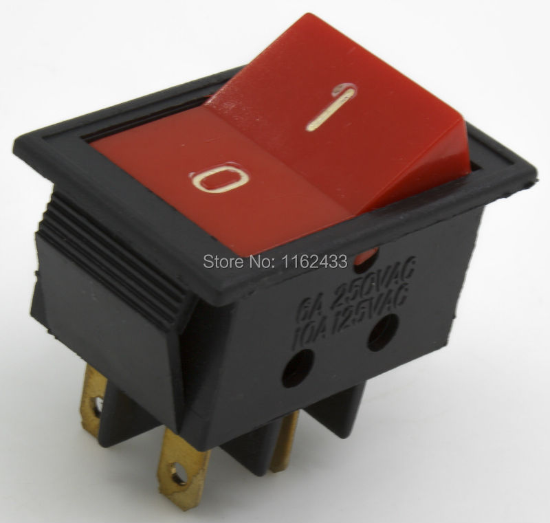 Off Boat Rocker Switch Power Switch Hj3-10/2 For Sale Lot Kcd4-201-10 Perforate 24 X 35 Mm 4 Pin On 5pcs
