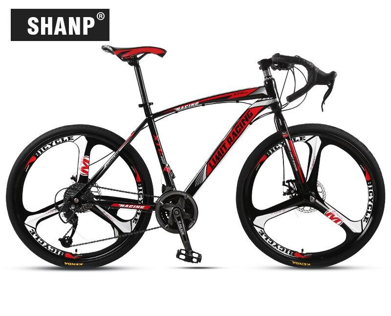 2018 nouvelle arrivée 27 vitesses vélo de route 26 pouce vélos à double disque de frein vente chaude vtt