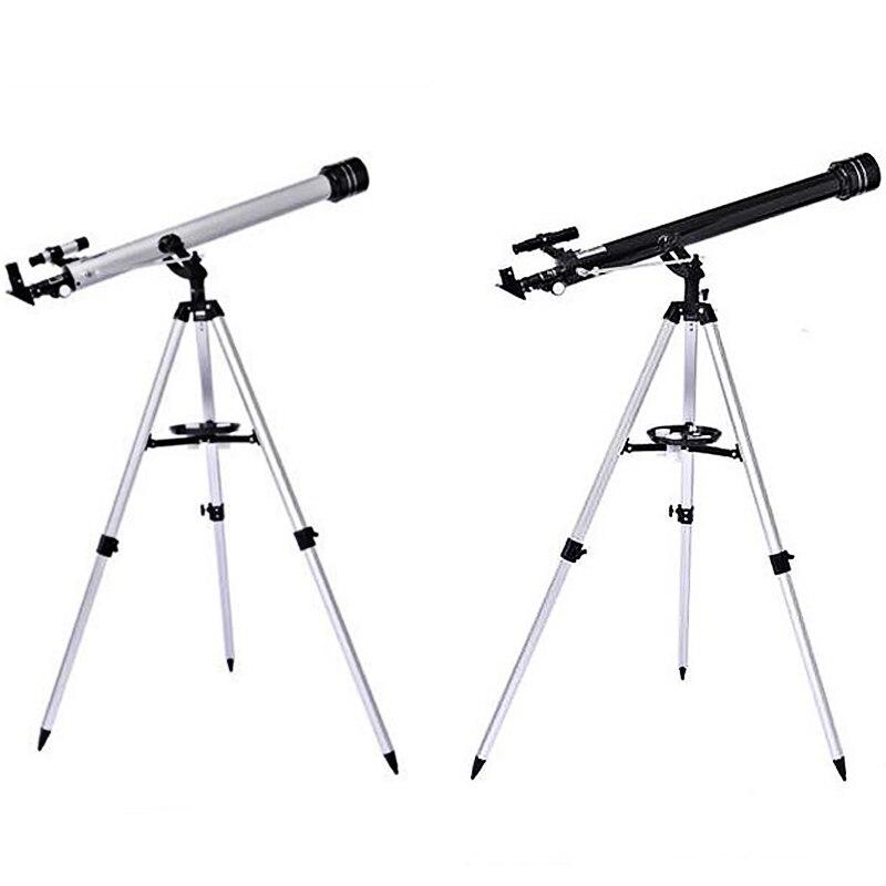 Haute Qualité 675 Fois Zoom Astronomique Télescope 90060 Monoculaire Réfraction Télescope avec Trépied Portable et Sac de Transport