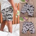 Cortocircuitos del bebé del pañal cubre bloomers bloomers bloomers del bebé infantil chicos pantalones bottoms niño harem pantalón corto 0-4Y