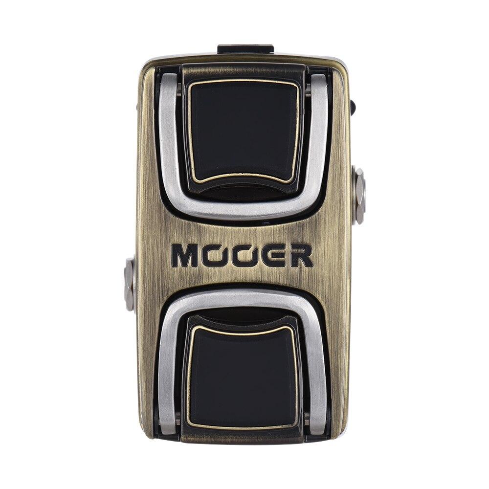 The Wahter Wah Guitar Effect Pedal Pressure Sensing Switch Full Metal Shell