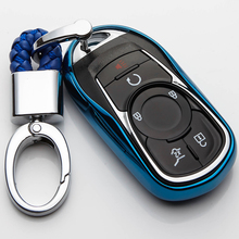KUKAKEY TPU Protection Key Case Cover for Buick Cruze fit Chevrolet Opel Vauxhall Astra Corsa Antara Meriva Insignia Car Styling roof aerial rubber gasket seal for astra corsa meriva for vauxhall for opel car accessories new arrival