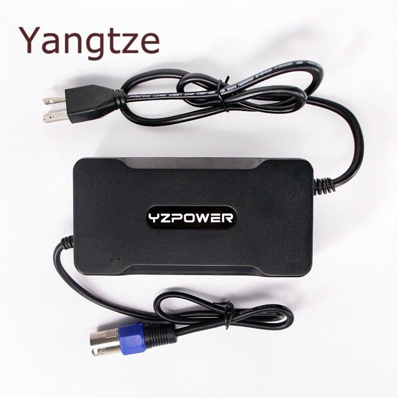 Yangtze Lithium Battery Charger 84V 2.5A Li-ion For Car 72V Intelligent Lipo Bike Power Tool E-bike Battery Pack
