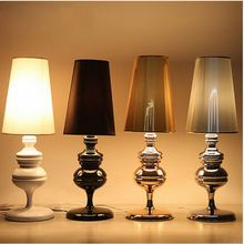 Modern minimalist guard bedroom table lamp fashion living room wedding