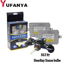 70W12V и 24 В HID ксенона балласт для ДЛТ S7 с HeartRay HID ксеноновая лампа H1 H3 H7 H11 9005 9006 9012 серии D фара модернизация