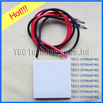 Hot sale! Thermoelectric  Cooler Peltier 10pcs/lot TEC1-12706 50*50*4.8mm TEC1 12706 - DISCOUNT ITEM  10% OFF All Category