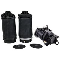 Rear Suspension Air Bags Spring Pair For Mercedes W251 2006 11 Luftfederung Rear Air Spring Pump Shocks Absorber 2513202704