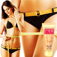 3D effect hot Ginger heating slimming body cream and lost weight body care 60g Body Self Tanners & Bronzers