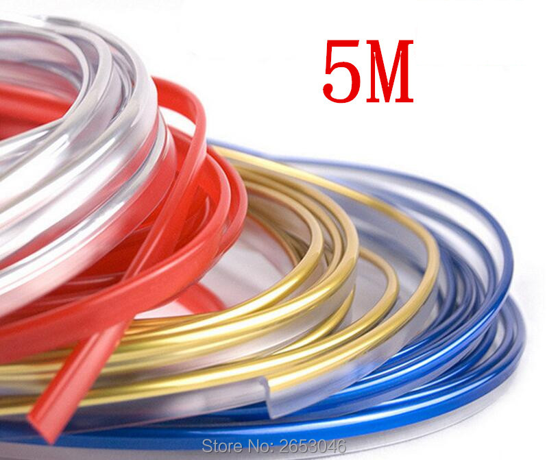 Car Styling Interior Decorative Thread For Vw Golf Gti R20