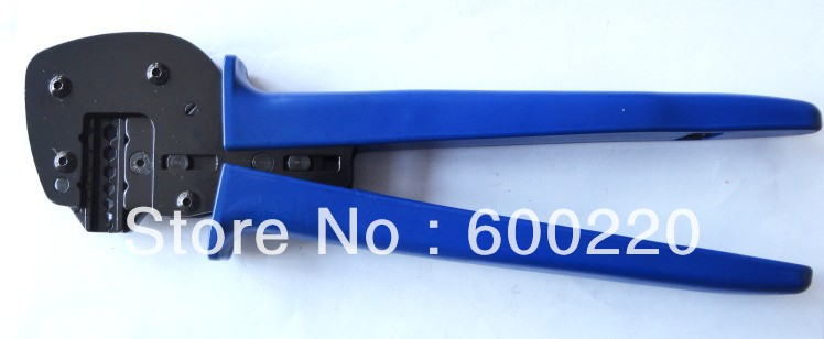 ФОТО Hand Crimping Tool A-110TX high crimping quality for crimping non insulated terminals 1-10mm2