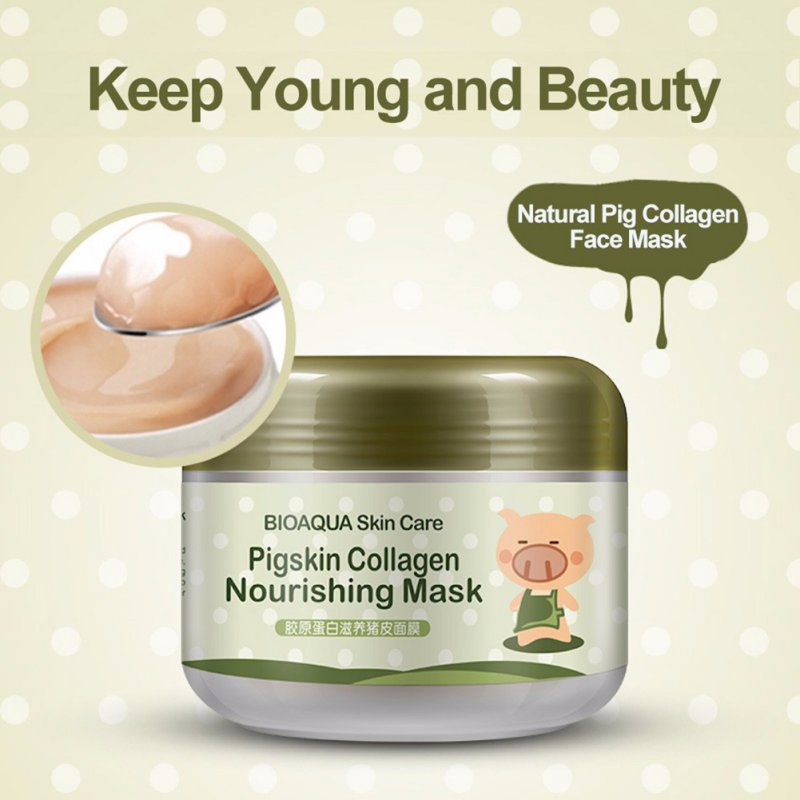 Skin Care Collagen Nourishing Mask Moisturizing Anti