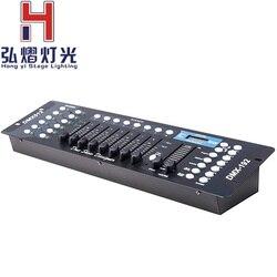 1 шт./лот 192 DMX 192 Mini Stone 192 dmx управлением для сценическая консоль Поворотная голова светового оборудования