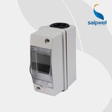 2 Ways  Industrial Waterproof Enclosure/ Industrial Distribution Box  SPS-2ways  120*55*90mm
