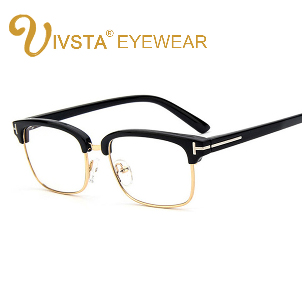 287570b3b9d Detail Feedback Questions about IVSTA TF 2995 Optical Frame Square Glasses  Eyeglasses Frames Men Myopia Blue Coating Computer Nerd Prescription anti  ...
