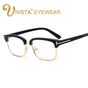 92d34b08070 IVSTA Optical Glasses Eyeglasses Frames Men Myopia Computer