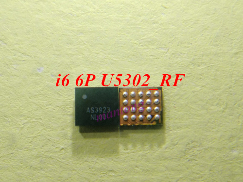 10 Stks/partij Voor Iphone 6 6 Plus As3923 U5302_rf 20 Pins Lcd-scherm Booster Ic Chip Voorzichtige Berekening En Strikte Budgettering