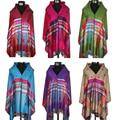 Free Shipping Hot Sale Nepal Style Women's Cashmere Pashmina Shawl Scarf Wrap