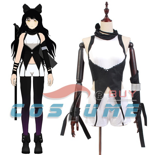 Anime RWBY Blake Belladonna Cosplay Costumes For Women Halloween Costumes
