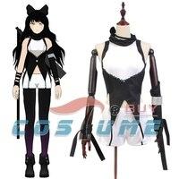 Anime RWBY Blake Belladonna Cosplay Costumes For Women Halloween Costumes