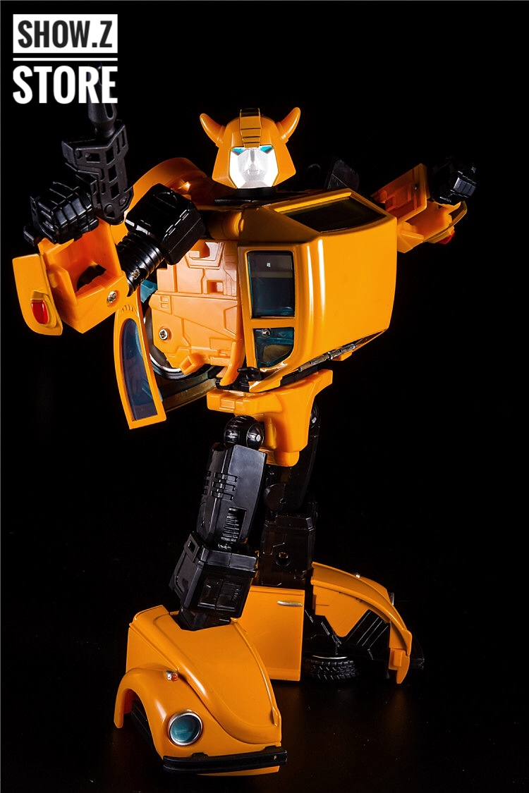 Show Z Store KBB MP 21 OS MP Bumblebee Kubianbao MP21 MP 21 Transformation Action