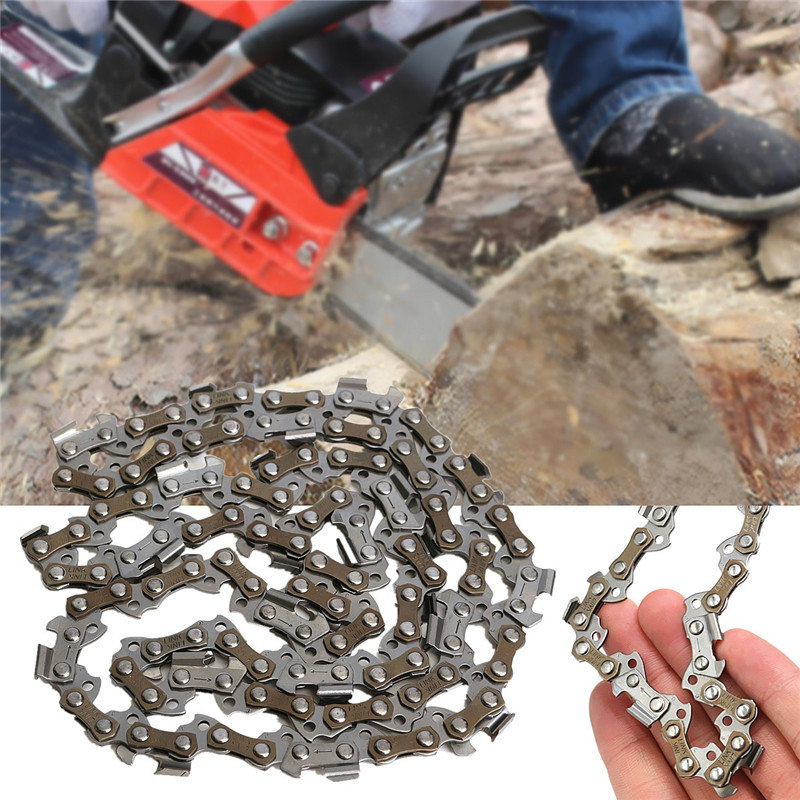 Chainsaw Saw Chain 16 Guide Bar Length 57 Link For Qualcast GCS400 PC40 Use On Portable Chain Saw Mills Outdoor ConstructionChainsaw Saw Chain 16 Guide Bar Length 57 Link For Qualcast GCS400 PC40 Use On Portable Chain Saw Mills Outdoor Construction