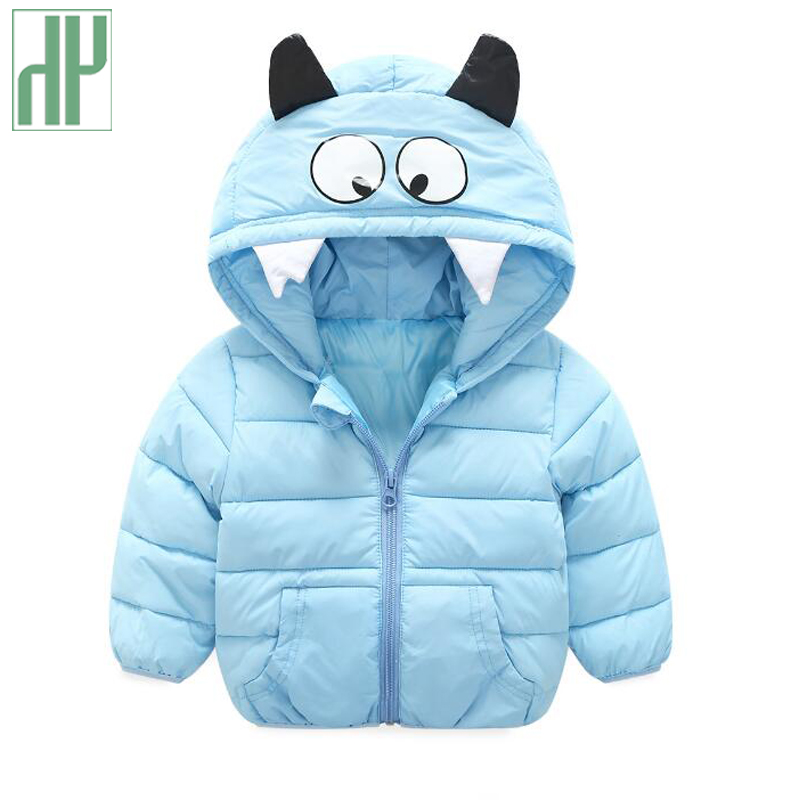 0-4Yrs baby kids winter jacket Cartoon children outerwear cotton winter Hooded jacket for girls infant overcoat Boys Coat parka children winter coats jacket baby boys warm outerwear thickening outdoors kids snow proof coat parkas cotton padded clothes