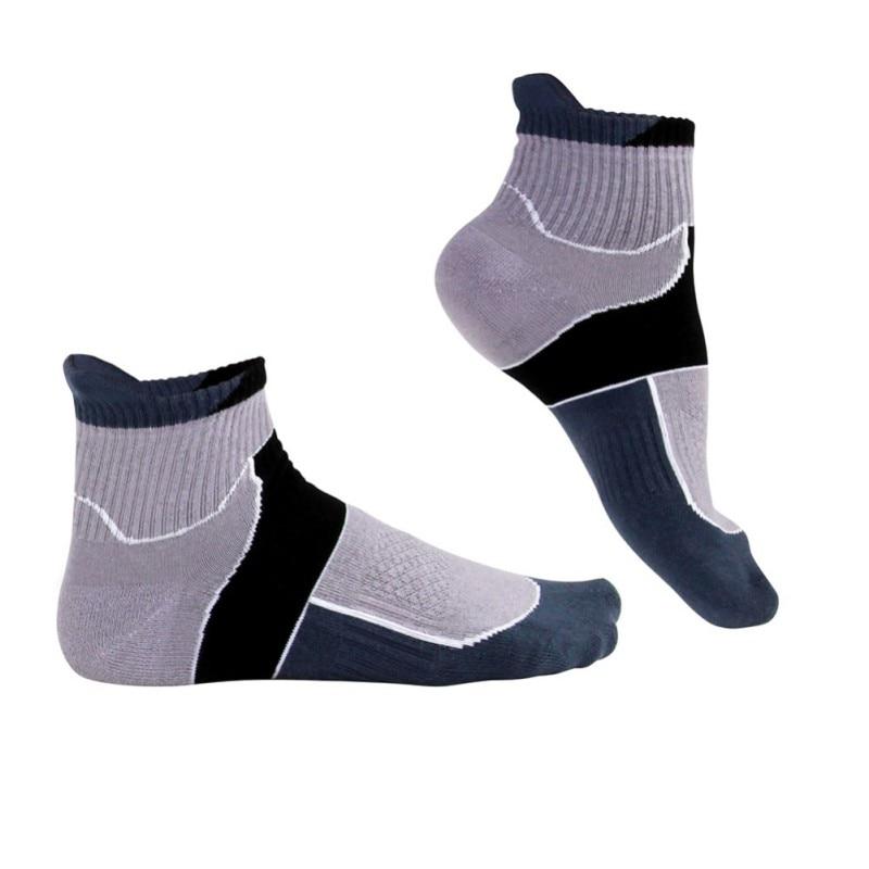6c85f7834 2019 Short Tube Socks Casual Thermal Hosiery Marathon Running ...