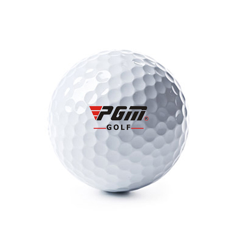 PGM High Quality Outdoor Sport Golf Game Training Match Competition Rubber Three Layers High Grade Golf Ball