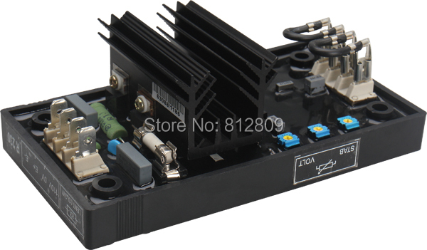R230 AVR Automatic Voltage Regulator Electronics Module Card  free shipping