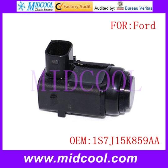 New Parking Sensor PDC Sensor use OE NO. 1S7J15K859AA / 1S7J-15K859-AA for Ford