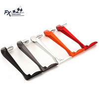 CNC 7 8 22mm Universal Motorcycle Lever Guard Brake Clutch Lever Protective Protector Guards Bar Ends