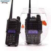 Baofeng UV XR 10W 4800mAh Battery IP67 Waterproof Handheld Walkie Talkie 10KM Long Range Powerful Portable CB Ham Two Way Radio