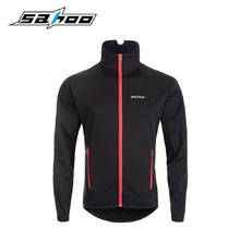 SAHOO Warm Thermal Winter Cycling Jackets Windproof Waterproof Mountain Bike Cycling Jersey Long Sleeve Bicycle Jackets