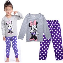Hello Kitty Cartoon 100% Cotton Sleepwear