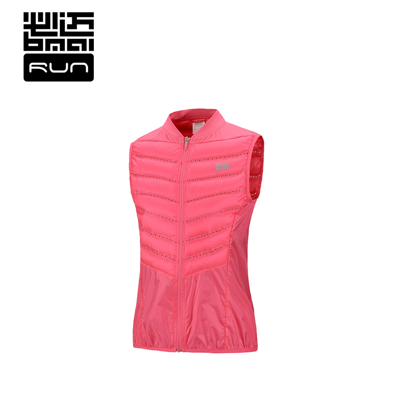 ФОТО Bmai Brand Women Down Vest Women Ultralight Sleeveless Jacket Waistcoat Running Duck Down Vest Comfortable Down Jacket #Frya002