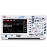Оригинальный UNI T utg4162a Функция/генератор сигналов произвольной формы двойной Каналы 100 мГц/120 мГц/160 мГц синусоидальное Выход 500MSa/s