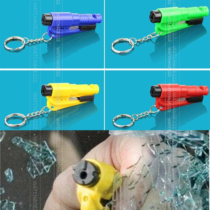 3in1 mini car emergency rescue hammer tool safety escape hammer window glass breaker pouch seat. Black Bedroom Furniture Sets. Home Design Ideas