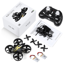Remote Controlled Mini-Drone with One Key Return Feature